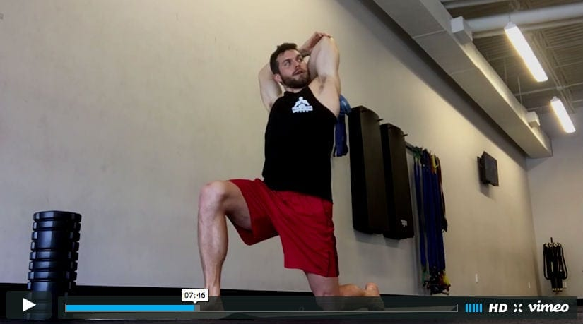 Shoulder Strength Flexibility for Beginners