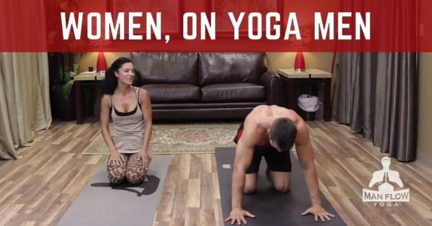 Women, on Yoga Men