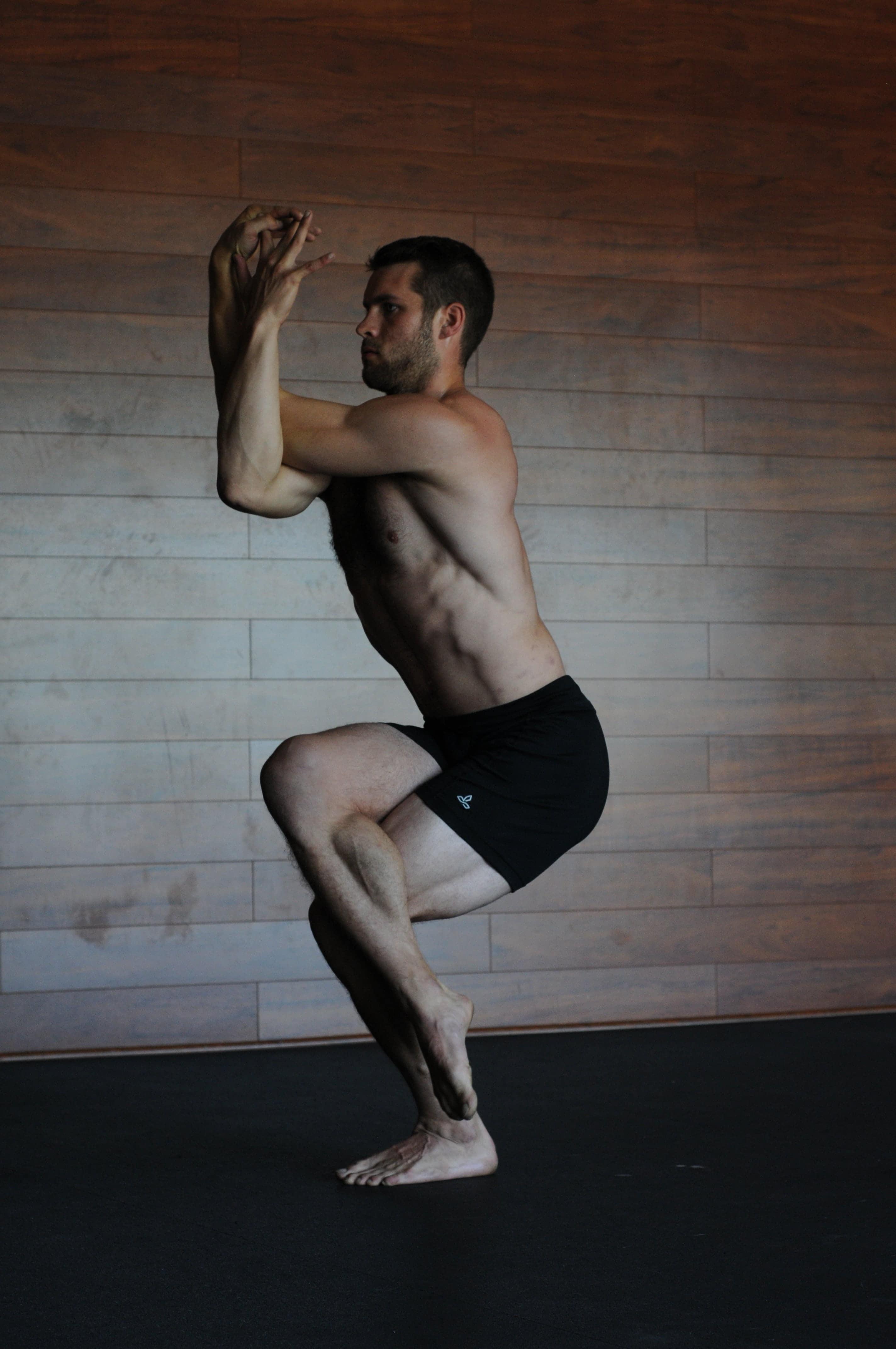 Guy yoga Nude Photos 54