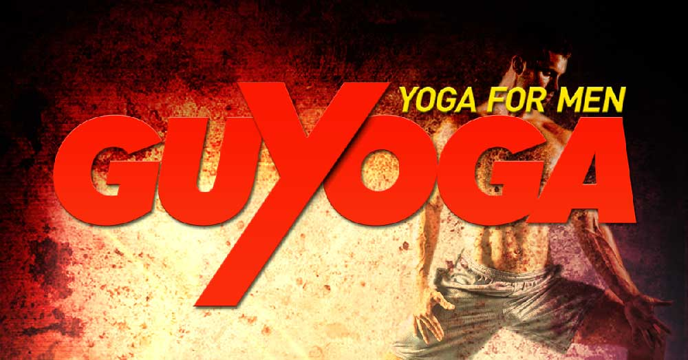 Guyoga - Beginner's Yoga For Men