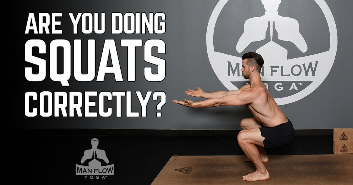 Are you doing squats correctly?
