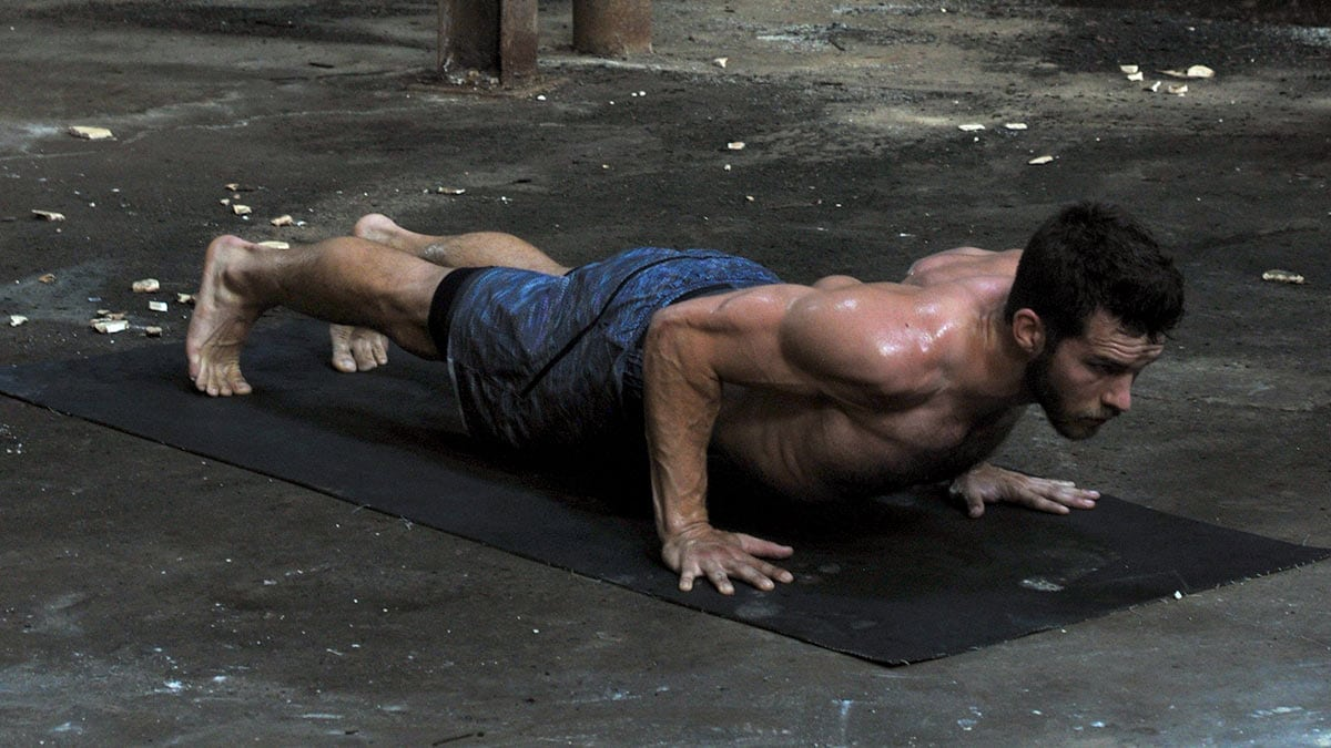 Low Plank Pose - Get stronger and stay healthy