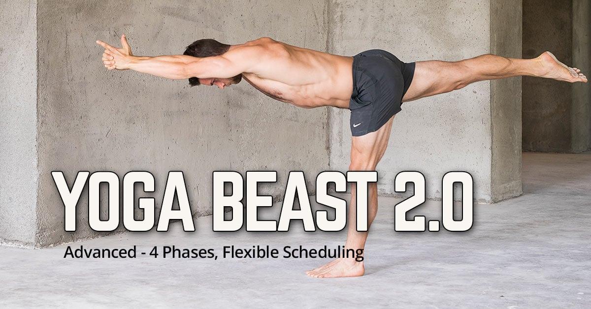 Yoga Beast 2.0 - Photo Credit Dennis Burnett Photography 2018