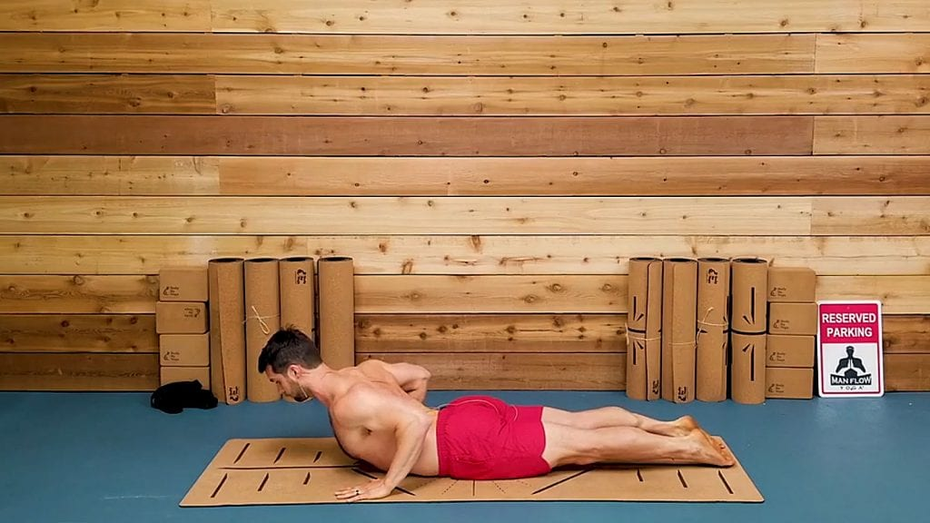 Cobra - How to get stronger erections with these 5 yoga poses