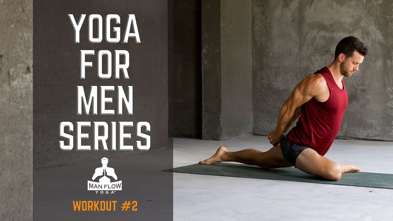 Yoga for Men Series - Workout #2
