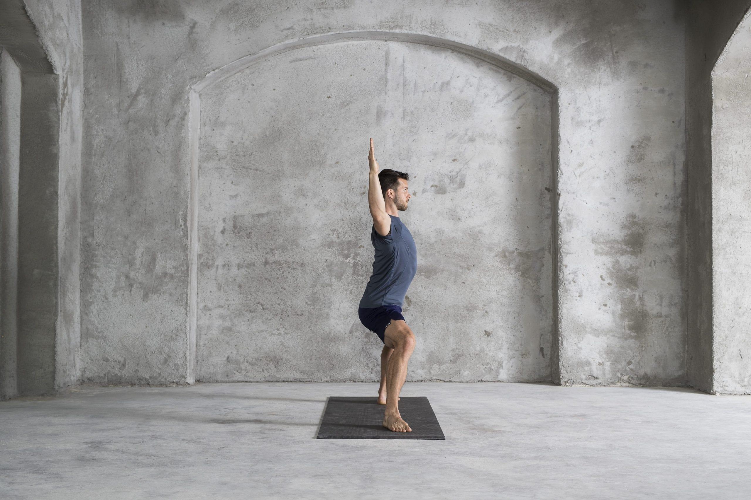 strengthen weaker leg