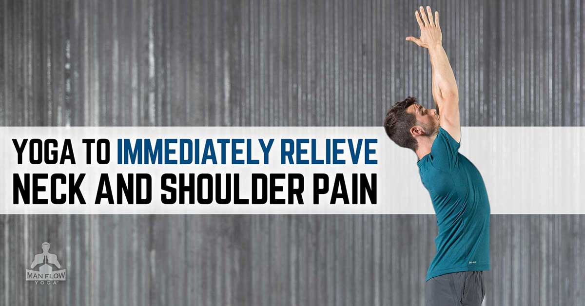 Immediately Relieve Neck And Shoulders Pain