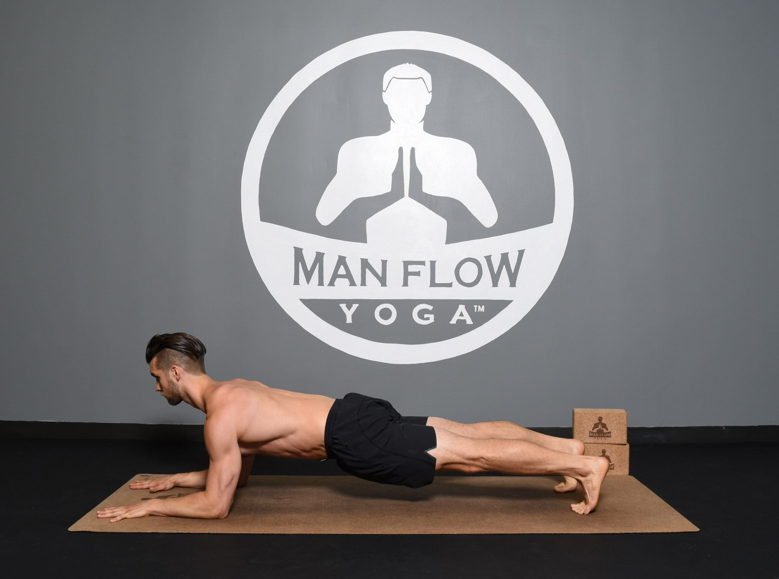Yoga for Obesity - Elbow Plank