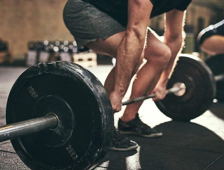 Weightlifting vs Yoga: Weight lifting is more effective at building muscle - deadlifts